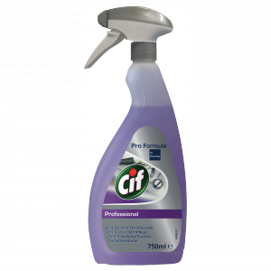 Cif Professional 2 v 1 Cleaner Disinfectant