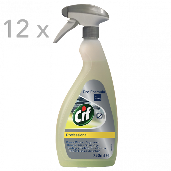 Cif Professional Power Cleaner Degreaser