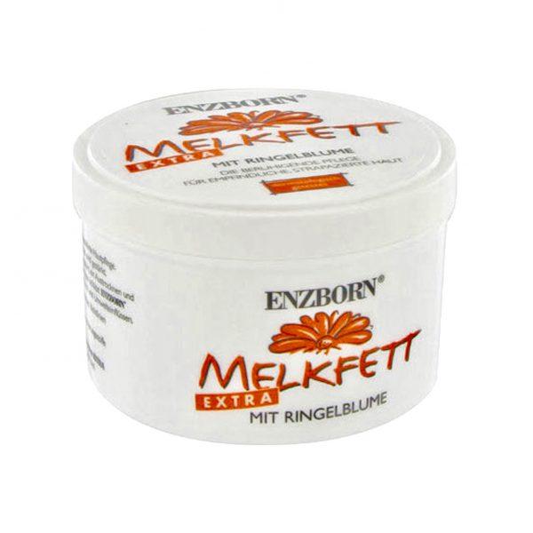 ENZBORN - Melkfett Extra s Měsíčkem (30 ml)