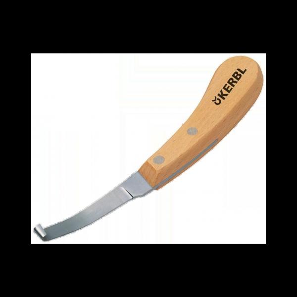 Nůž kopytní oboustranný