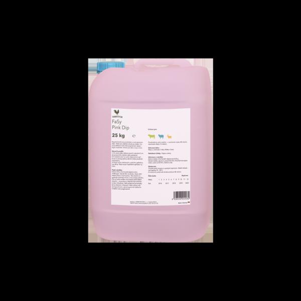 FaSy Pink Dip