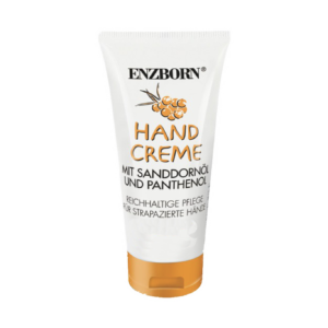 ENZBORN - Krém na ruce s rakytníkovým olejem
