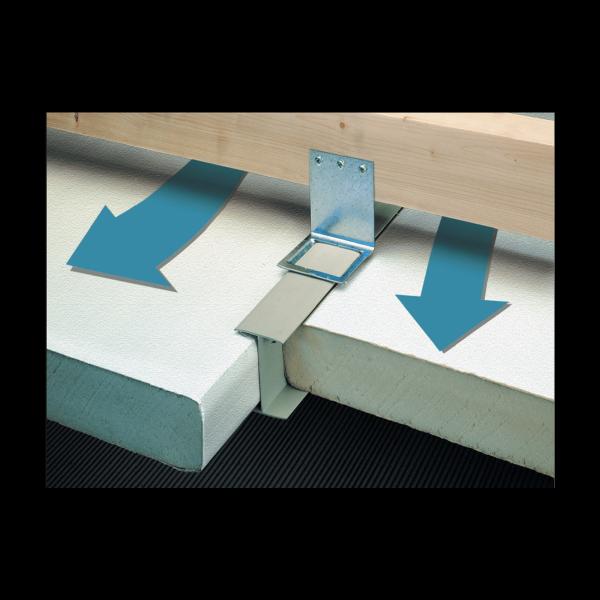 Izolační deska POWERLINE - zaoblené hrany
