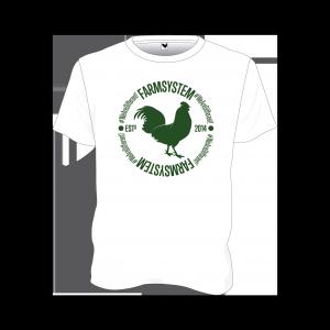 Tričko s motivem FARMSYSTEM