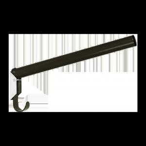 Věšák sedla sklopný s držákem na uzdu
